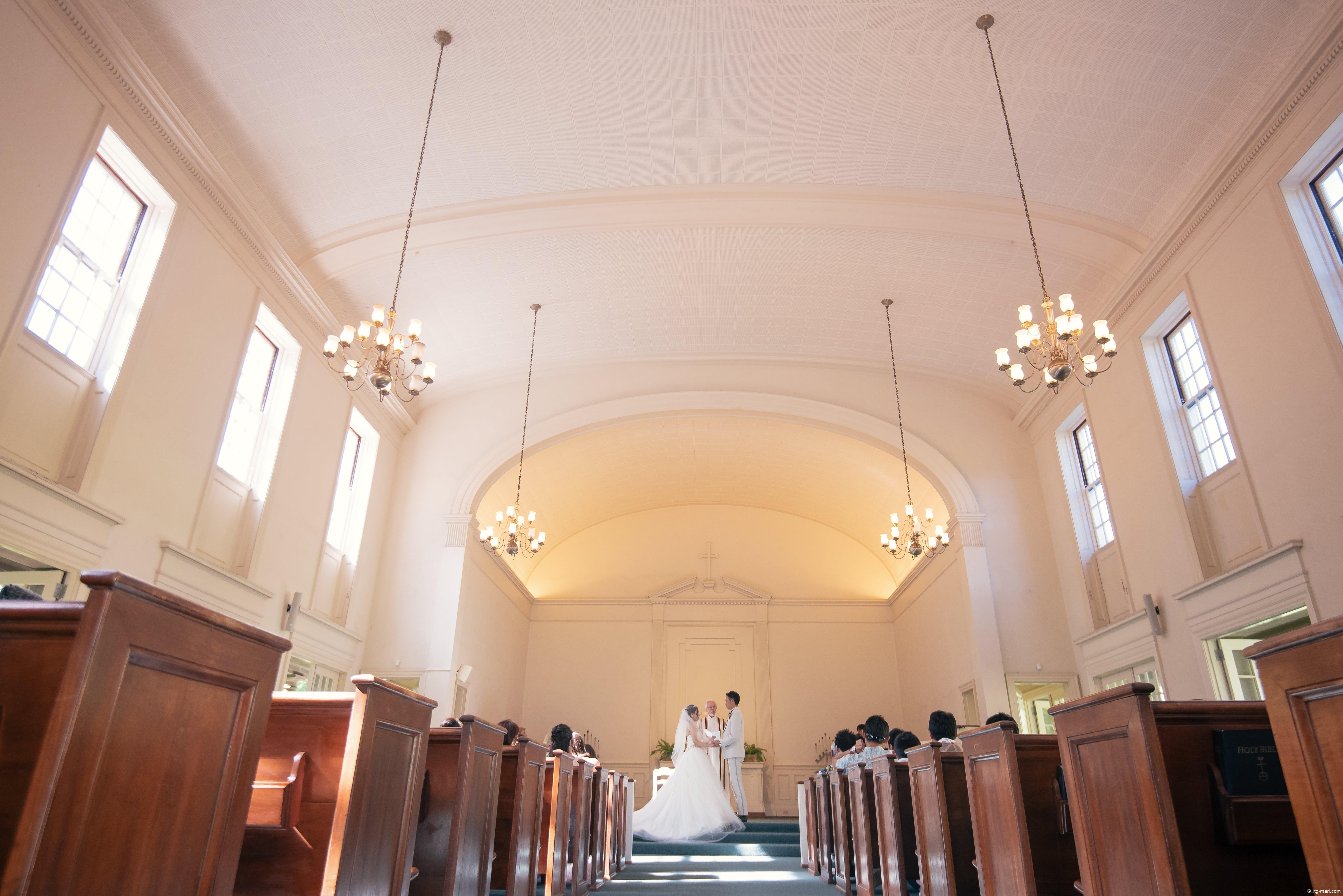 セントラルユニオン中聖堂