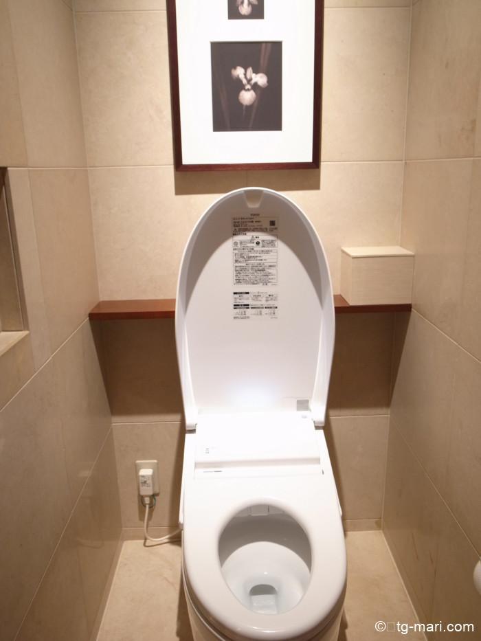 グランドハイアット東京のトイレ