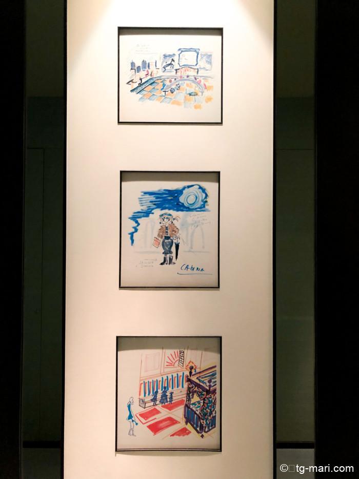 パークハイアット東京のアート