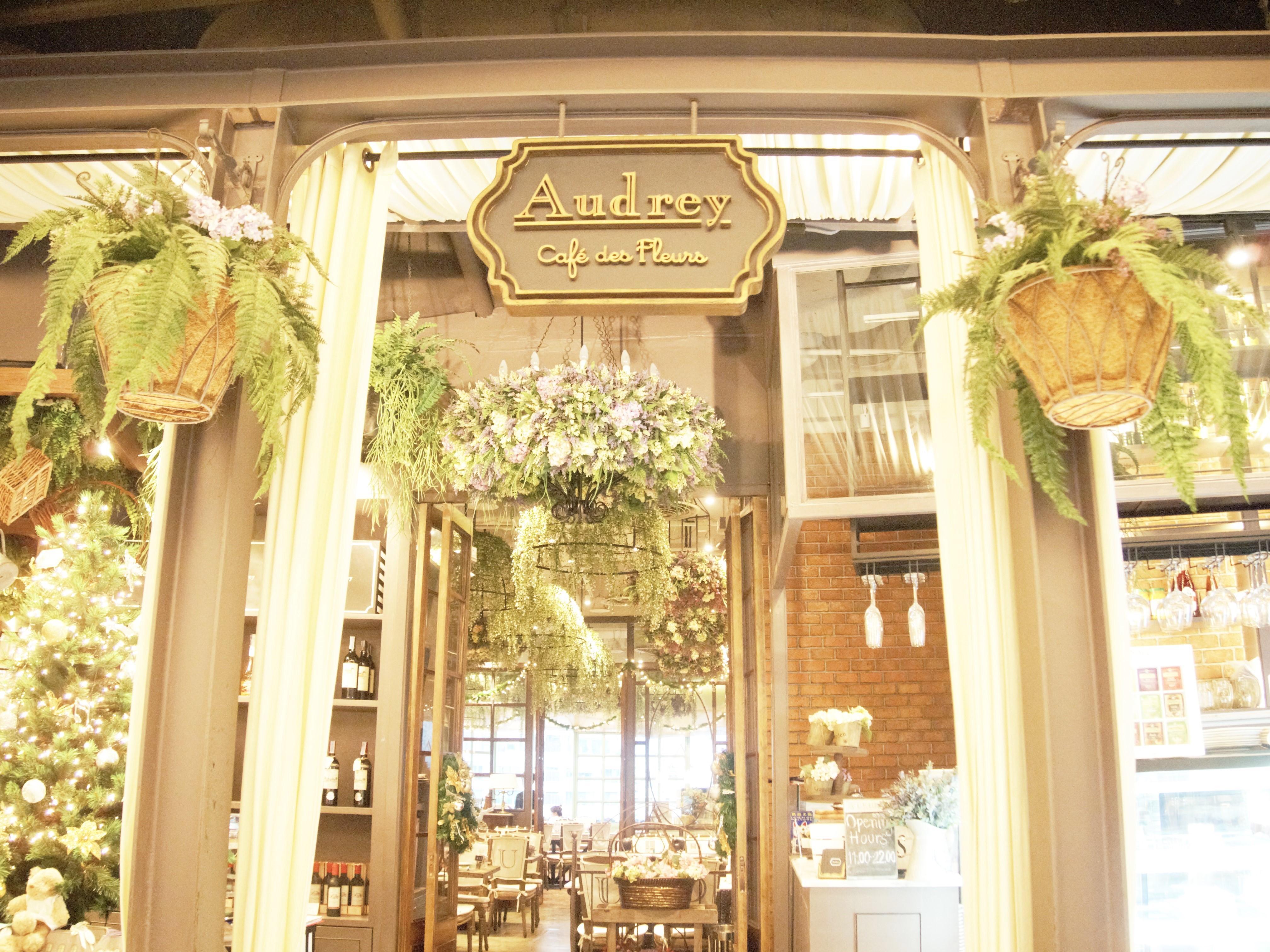 【Audrey Cafe】バンコクのフォトジェニックでインスタ映えする可愛いカフェ