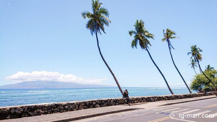 マウイ島のラハイナ