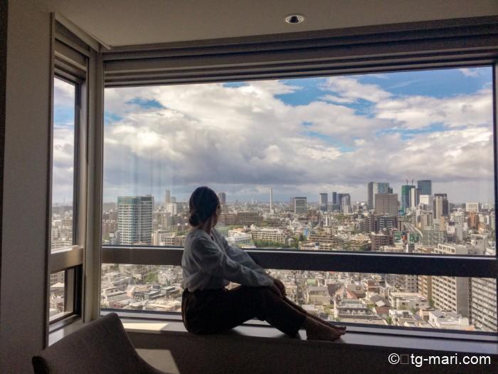グランドハイアット東京の眺望