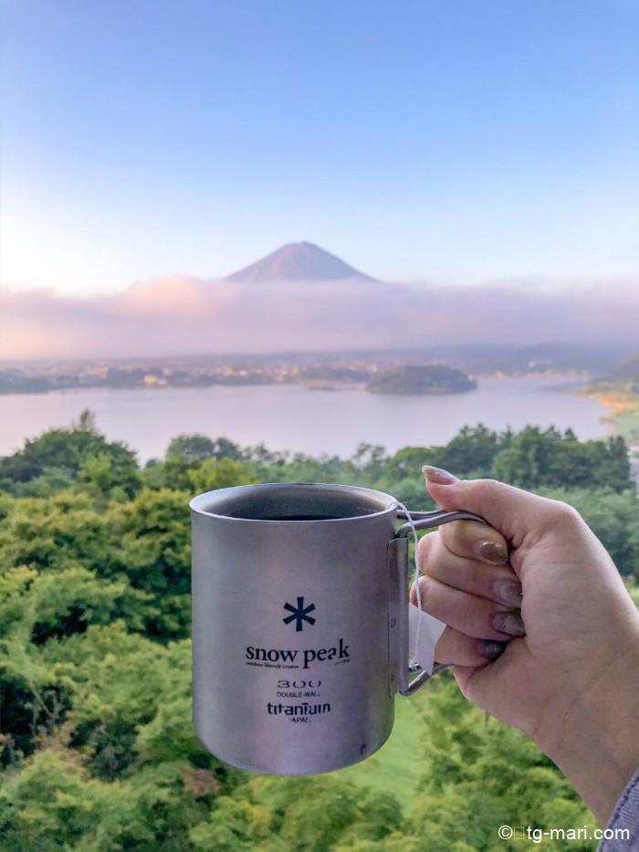 星のや富士のsnow peak