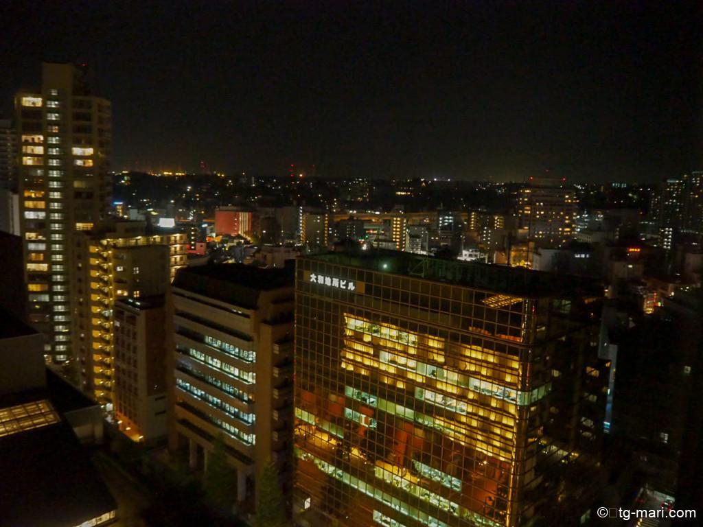 ハイアットリージェンシー横浜の眺望