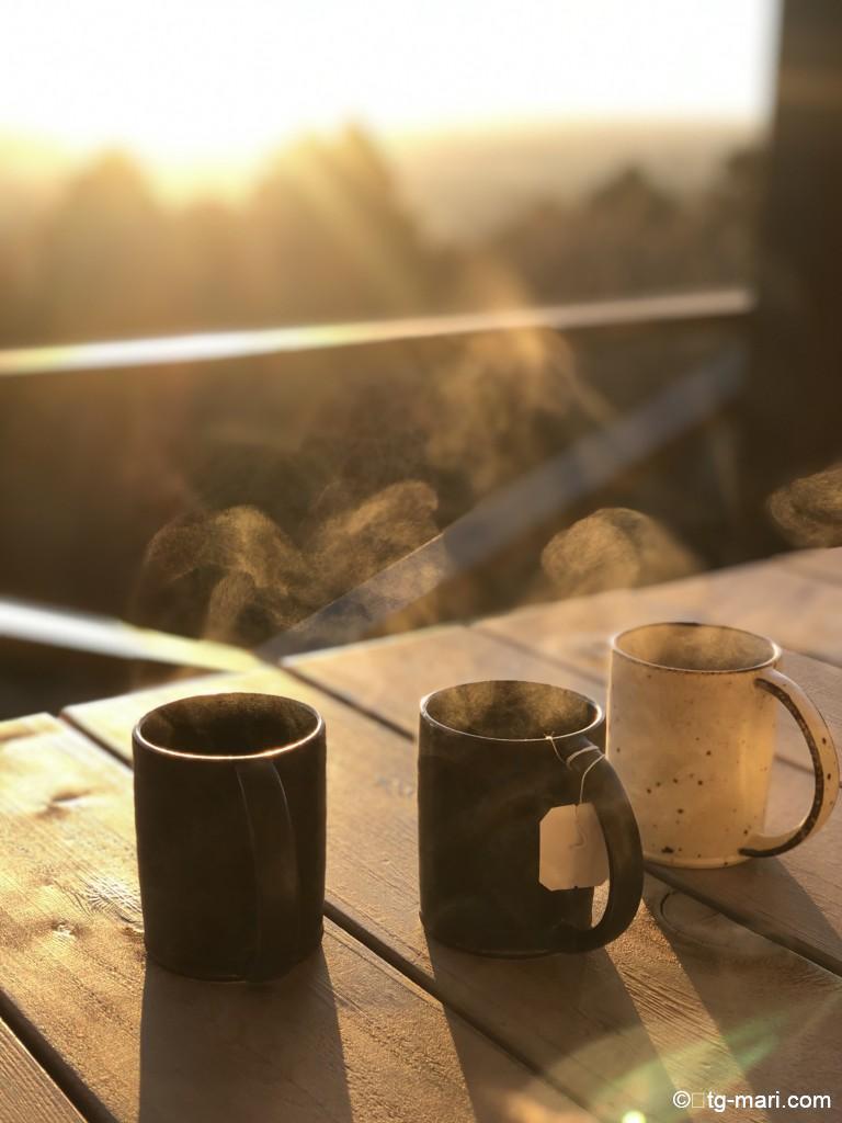 エトワ笠間の朝