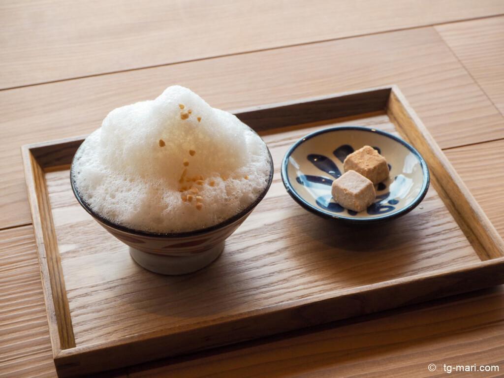 星のや沖縄アクティビティ「ぶくぶく茶」